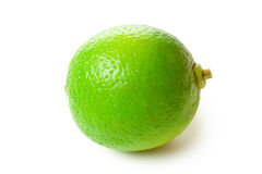 Green lime royalty free stock photos