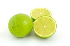 Green lime Stock Images