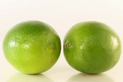 Green lime Royalty Free Stock Images