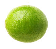 Green lime Royalty Free Stock Photography