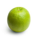 Green lime isolated Royalty Free Stock Photography