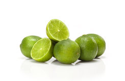Green lime Royalty Free Stock Photo