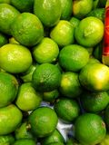 green lime macro freshly harvested stock images