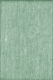 Green linen. Linen - at 100%view you can see the fibers of the material Royalty Free Stock Images