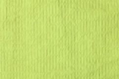 Green linen texture background Royalty Free Stock Images