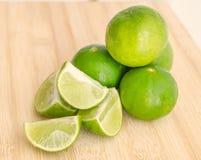 Green Linmes Royalty Free Stock Image
