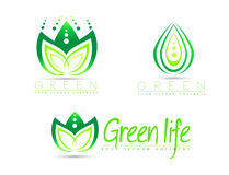 Green Logo Vector Stock Photos