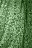 Green Loose Weave Stock Photography