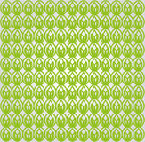 Green lotus pattern. For web and graphic projects Stock Photography