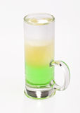 Green Mе�ican cocktail Stock Photo