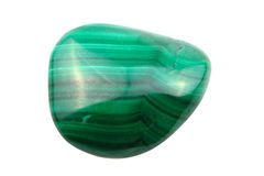 Green malachite Stock Photography