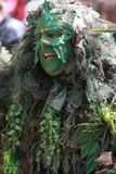 The Green Man Royalty Free Stock Image