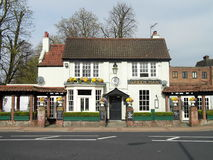 Green Man, Putney Heath, London Royalty Free Stock Photo