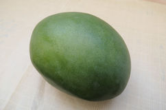 Green mango fruit Royalty Free Stock Photos