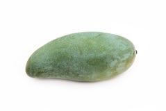 Green mango not ripe Stock Photos