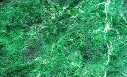 Green marble grunge textured abstract background Royalty Free Stock Images