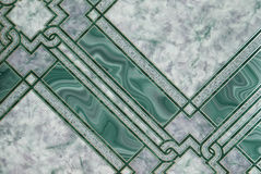 Green marble pattern Royalty Free Stock Photography