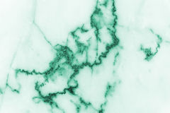 Green marble pattern abstract background. Stock Images