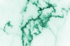Green marble pattern abstract background. Royalty Free Stock Images