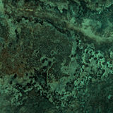 Green marble texture. Royalty Free Stock Photography