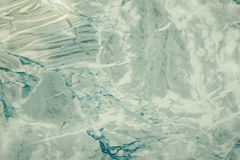 Green marble texture Stock Photography