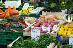 Green market Stock Photography