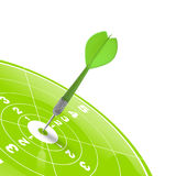 Green marketing objective Royalty Free Stock Photo
