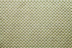 Green mat texture. Background, Close-up royalty free stock photography