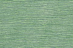 Green mat from thailand with straw patterns and shapes stock illustration