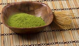 Green matcha Royalty Free Stock Photography