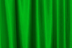 Green material Royalty Free Stock Photography