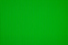 Green material, background texture,. Corrugated surface, color carton for applications Royalty Free Stock Photos