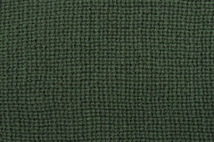 Green material, a textile bacground Royalty Free Stock Photos