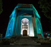 Green Mausoleum Royalty Free Stock Photos