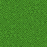 The green maze Stock Photography