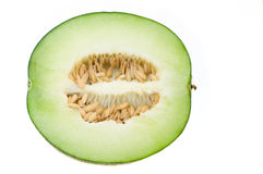 Green Melon Stock Photos