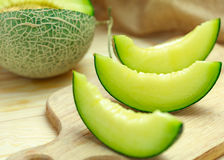 Green Melon Royalty Free Stock Image