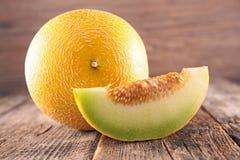 Green melon Stock Photography