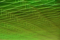 Green mesh stripe background Stock Images