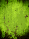 Green metal. An illustration of a green painted metal texture Royalty Free Stock Photo