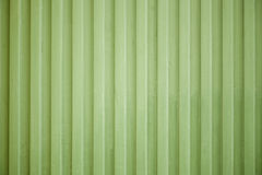 Green metal door. Detail of a green metal gate, ideal for funds Stock Photos