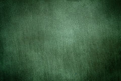 Green metal plate background dark edged Royalty Free Stock Photos