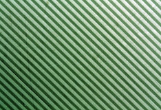 Green metal plate surface with scratches. Stock Image