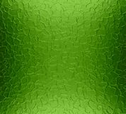 Green metal plate texture background Royalty Free Stock Photography