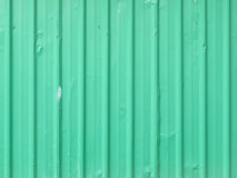 Green metal sheet background Stock Photo