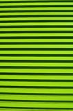 Green Metal Siding Texture Royalty Free Stock Images