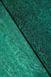 Green metal texture Royalty Free Stock Images