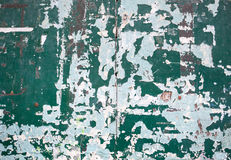 Green metal texture Stock Photography