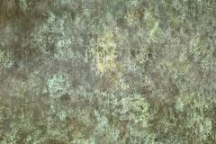 Green metal texture Royalty Free Stock Image