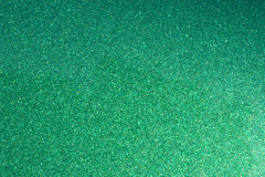 Green Metallic Paint. Automotive green metallic paint on a new car for background etc Royalty Free Stock Images